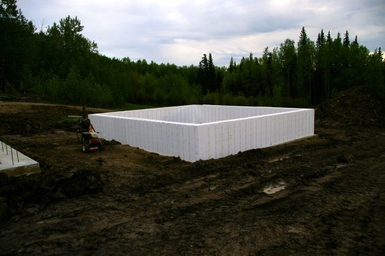 2-P4-ICF-RHINOFORM-Completed-Insulated-Foundation,-2-Foundations-per-day,-placed-and-poured
